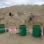 """The Sand Crew"" Texas Sandfest 2015, Port Aransas, TX"