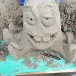 """Octopus Selfie"" High School Workshop, Austin,TX"