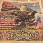 Front Page! 2015 Sandcastle Days, South Padre