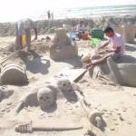 """The Dead Sea"" C-101 C-Sculptures 2005"