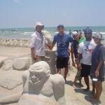 """""""Team Lucio"""" C-101 C-Sculptures 2006"""