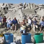 """""""The Sand Crew"""" Texas SandFest 2014"""